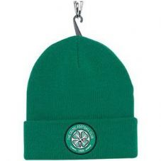 OF804 ADULT CELTIC FC CORE BEANIE